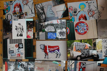 125 Photographs of Paris Street Art