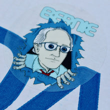 Bernie Sanders stickers for sale Ripper Skull skateboard design spoof