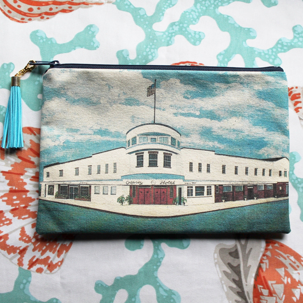 The Osprey Manasquan bar nightlife clutch handbag summer fashion nj