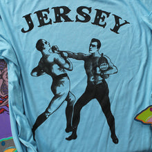 New Jersey Pork Roll shirt with Boxing Men - RadCakes Shirt Printing
