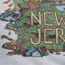 greetings from nj artwork design shirt for sale by radcakes manasquan new jersey