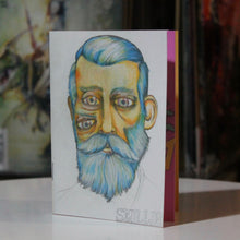 "#1: ""SMILLIE"" mini art zine booklet"