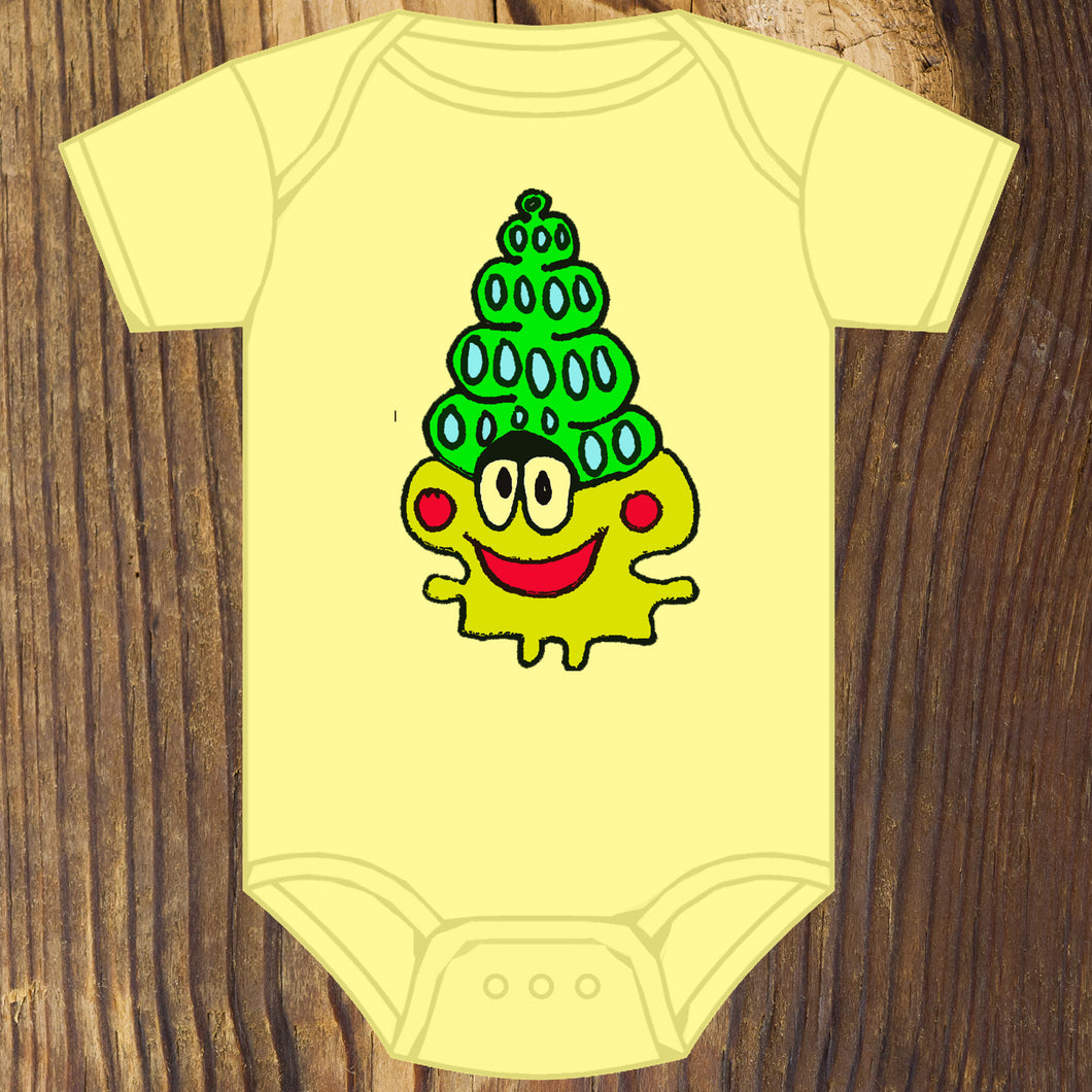 Cute and funny little baby onesie clothes by RadCakes shirts