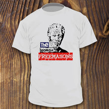 The Morgan Freemasons shirt design by RadCakes Shirts