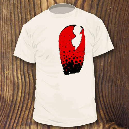 New Jersey Lobster Claw shirt design by RadCakes Shirts