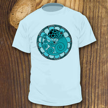 Art Nouveau Octopus shirt design by RadCakes Shirts
