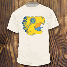 Alligator Snapping Turtle shirt - RadCakes Shirt Printing