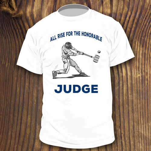 funny aaron judge shirt new york yankees yanks tshirt all rise for the honorable judge