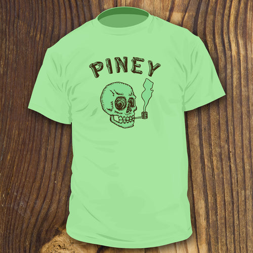 Pine Barrens Piney shirt by RadCakes New Jersey Funny NJ shirts