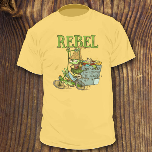 rebel rat fink shirt by radcakes manasquan nj