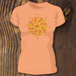 Sunday Morning women's tee