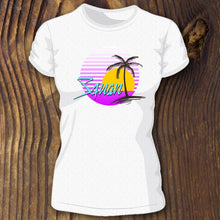 retro manasquan nj shirt by RadCakes custom shirt printing New Jersey