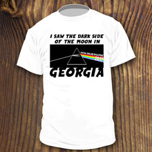 georgia total solar eclipse shirt part festival funny pink floyd shirt