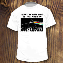 south carolina total solar eclipse shirt for parties and festivals