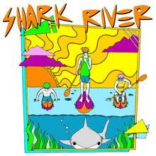 Shark River New Jersey shirt by RadCakes Belmar Neptune NJ