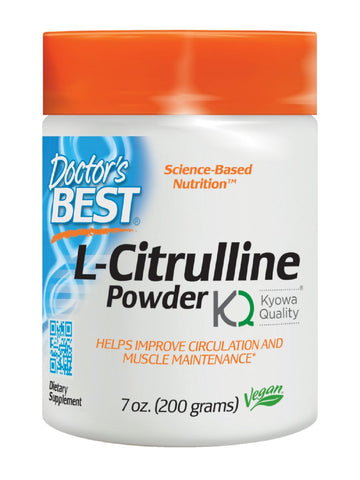 Doctor's Best, L Citrulline, 200 grams