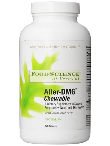 Foodscience Of Vermont, Aller-DMG, 120 wafers