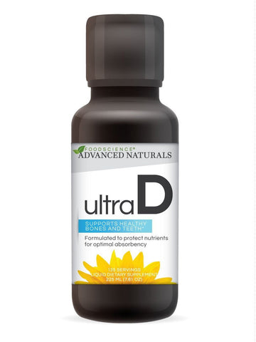 Foodscience Of Vermont, Ultra Liposomal Vitamin D Liquid, 135 oz