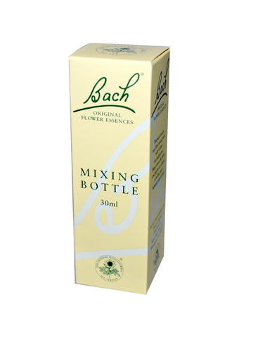 Bach Original Flower Essences, Mixing Bottle, 1 oz (30 gm)