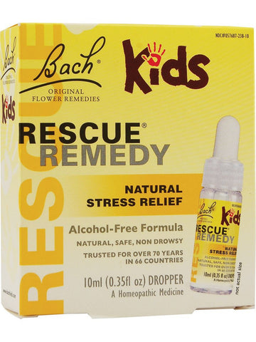 Bach Original Flower Essences, Kids Rescue Remedy, 10ml