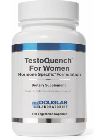 Douglas Labs, TestoQuench for Women, 120 vcaps