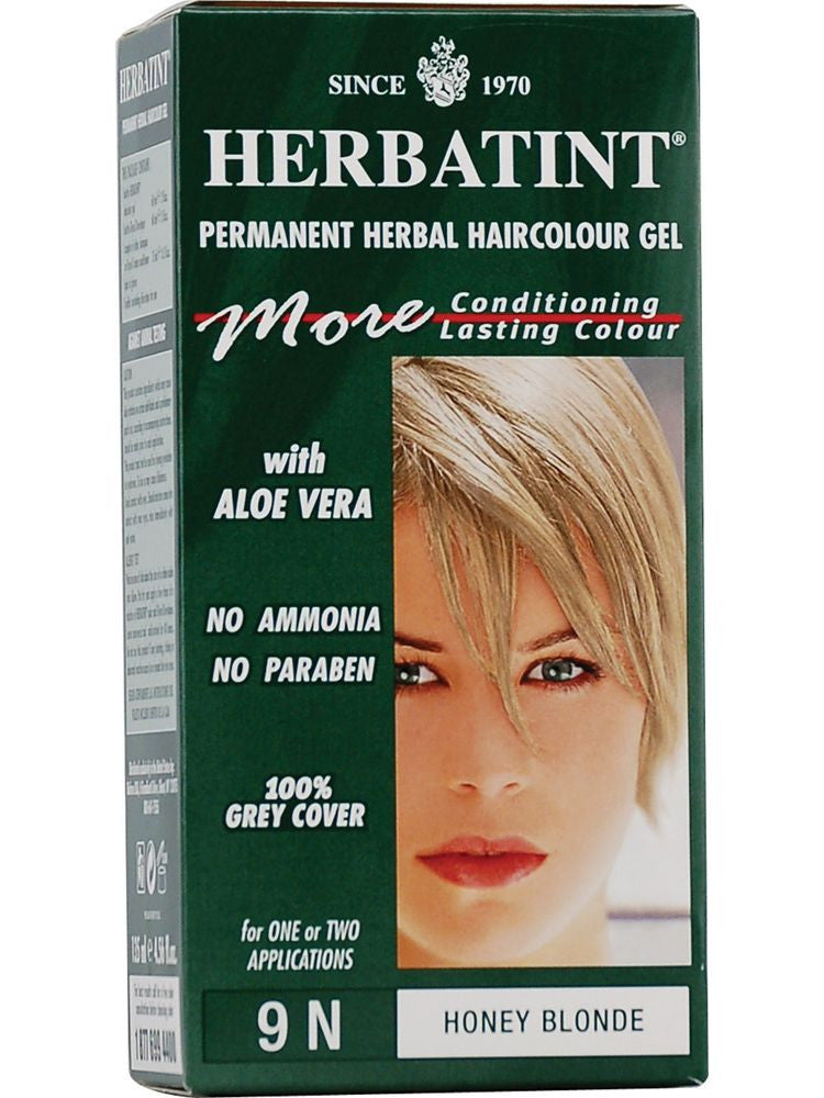 Herbatint Hair Color, Herbatint 9N, Honey Blonde