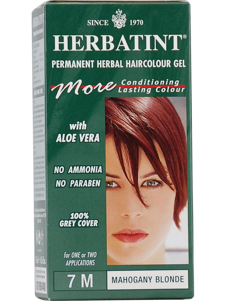 Herbatint Hair Color, Herbatint 7M, Mahogany Blonde