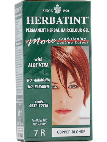 Herbatint Hair Color, Herbatint 7R, Copper Blonde