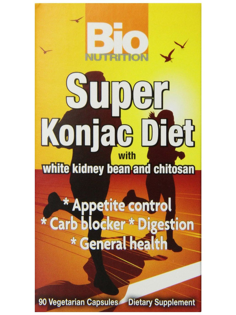 Bio Nutrition, Super Konjac Diet, 90 vegicaps
