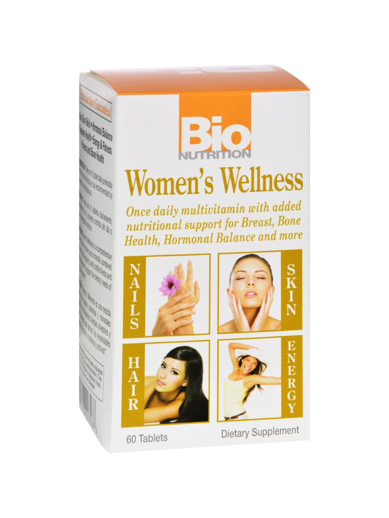 Bio Nutrition, Women Wellness, 60 tabs
