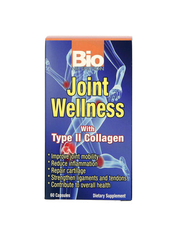 Bio Nutrition, Joint Wellness, 60 caps