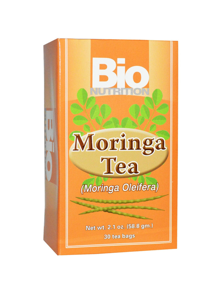 Bio Nutrition, Moringa Tea, 30 bags