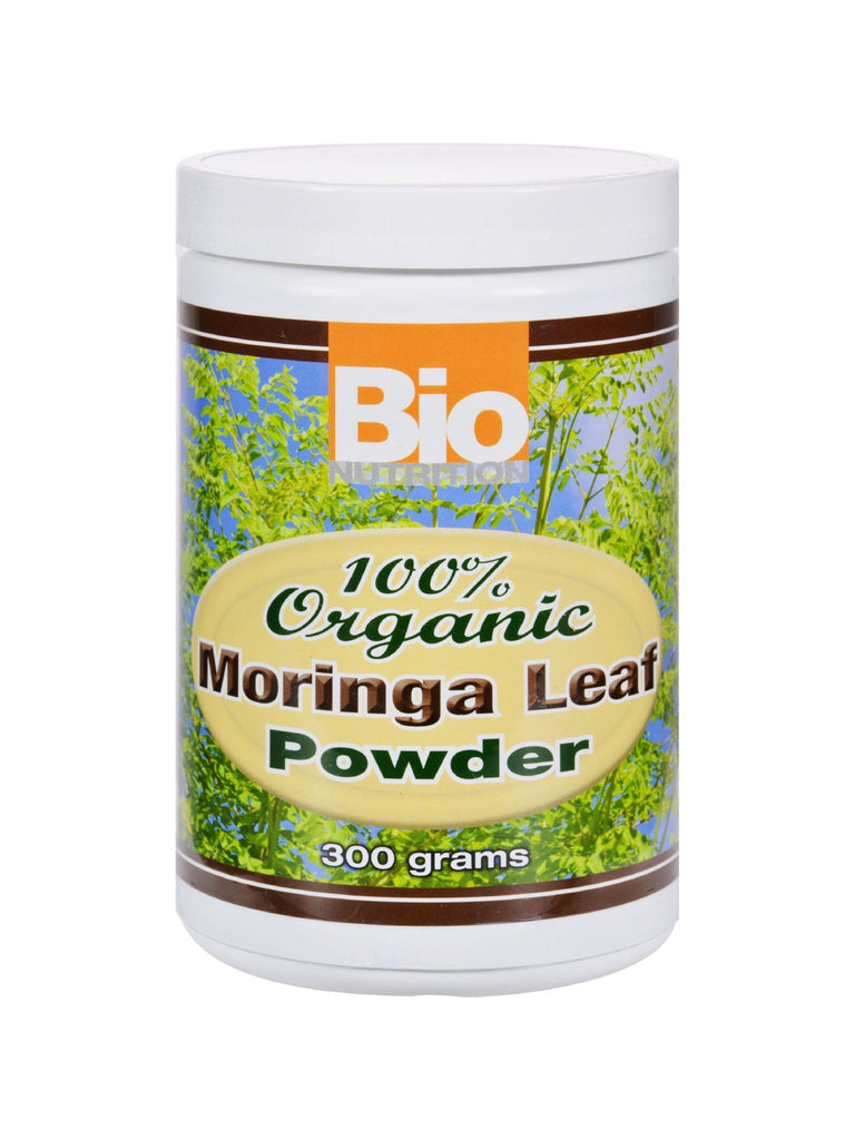Bio Nutrition, 100% Moringa Powder, 300 gm