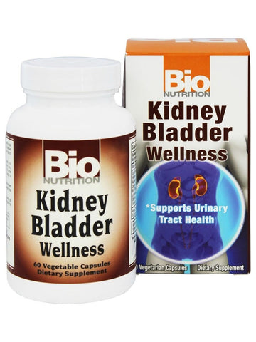 Bio Nutrition, Kidney Bladder Wellness, 60 vegicaps