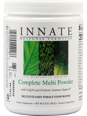 Innate Response Formulas, Complete Multi Powder, 6.8 oz