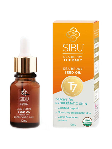 Sibu, Sea Berry Seed Oil, 10 ml