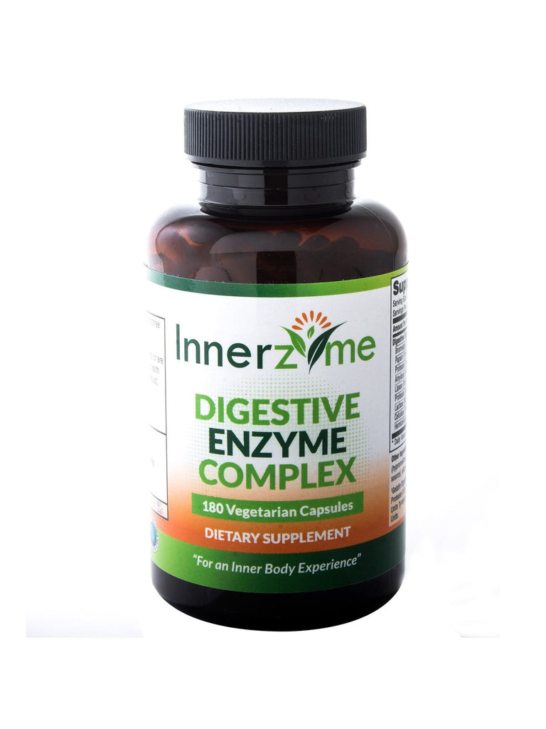 Innerzyme, Digestive Enzyme Complex, 180 vegicaps