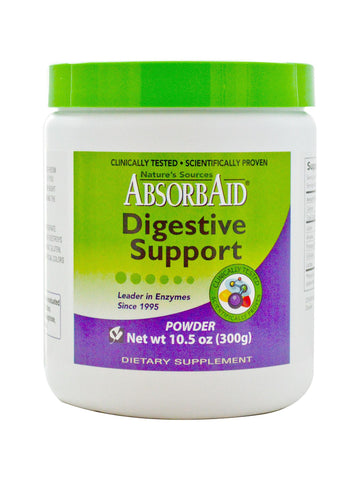 AbsorbAid Powder, 300 gm, Nature's Sources