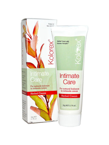 Kolorex, Intimate Care Cream, 50 gm