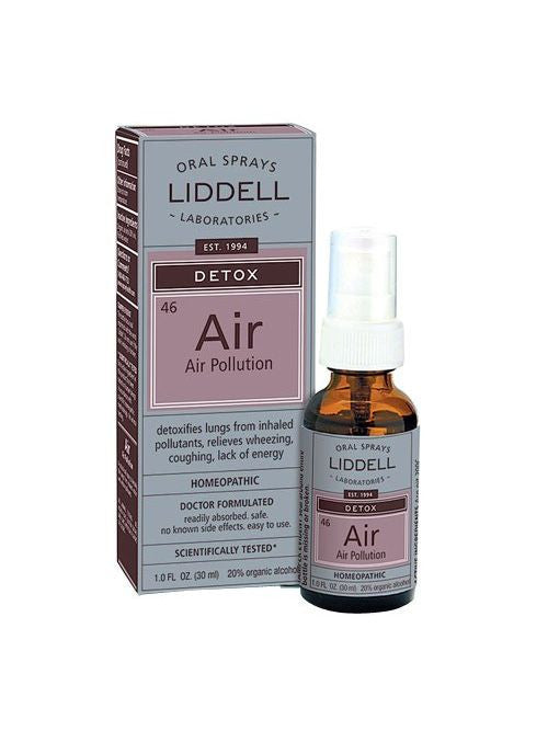 Liddell Homeopathic, Detox-Air Pollution, 1 oz
