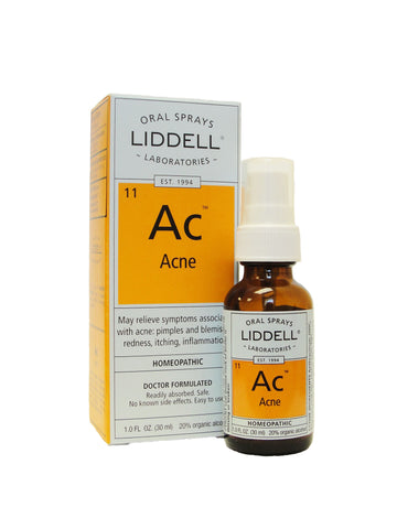 Liddell Homeopathic, Acne, 1 oz