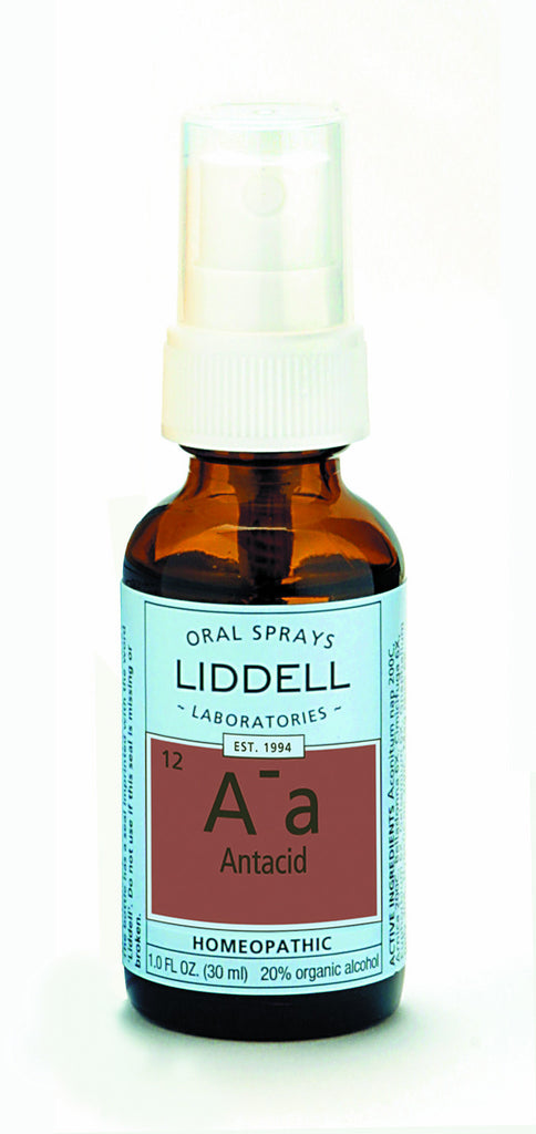 Liddell Homeopathic, Antacid, 1 oz