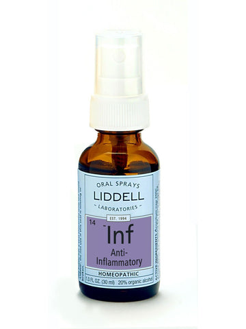 Liddell Homeopathic, Anti-Inflammatory, 1 oz