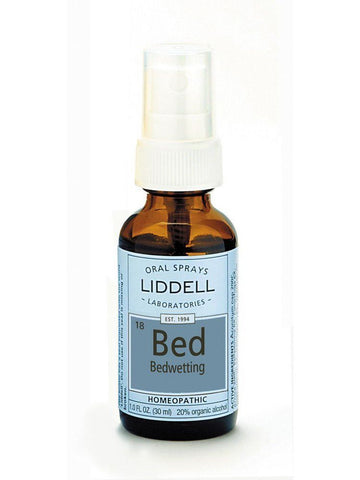 Liddell Homeopathic, Bedwetting, 1 oz