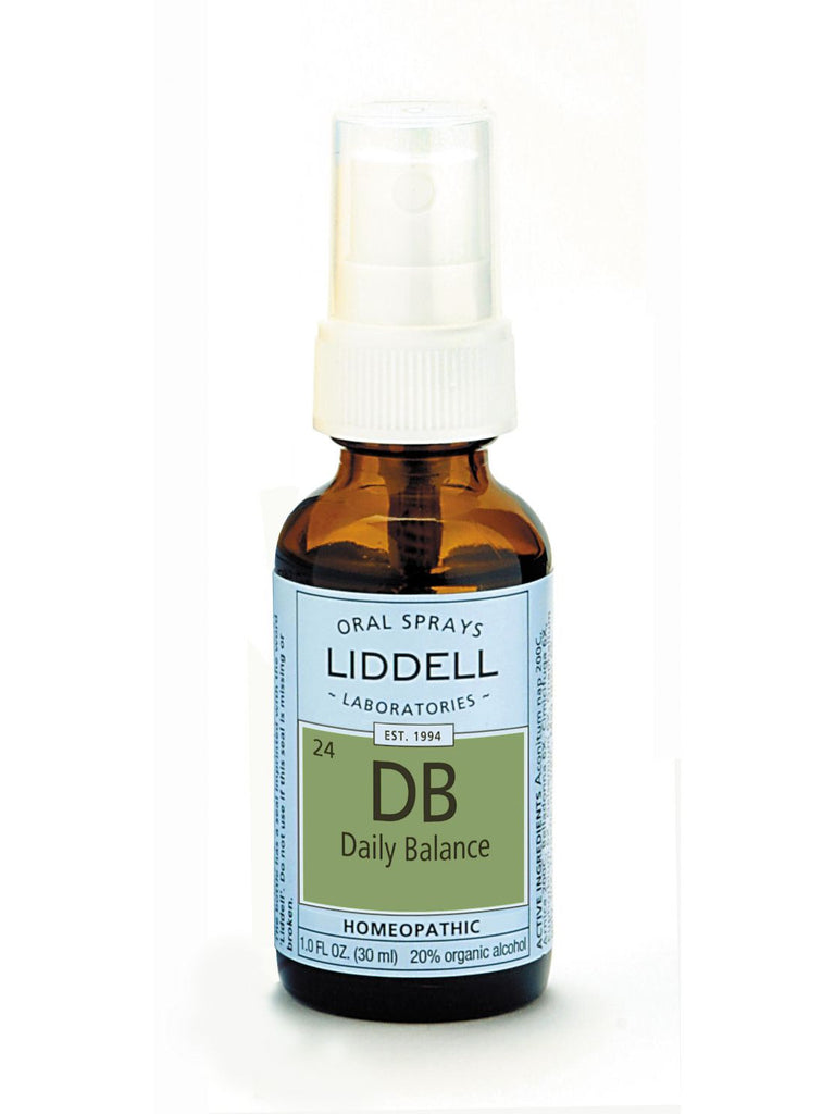 Liddell Homeopathic, Daily Balance, 1 oz