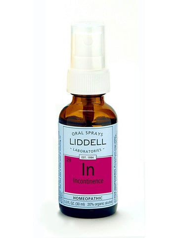Liddell Homeopathic, Incontinence, 1 oz