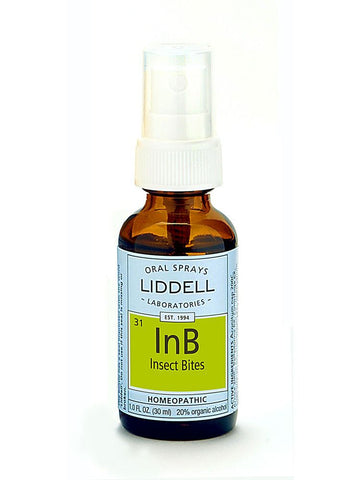 Liddell Homeopathic, Insect Bites, 1 oz