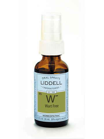 Liddell Homeopathic, Wart Fee, 1 oz