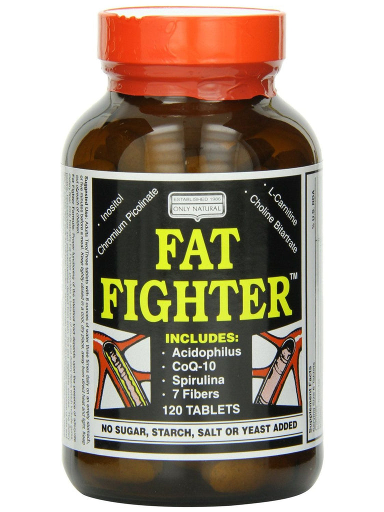 Only Natural, Fat Fighter, 120 tabs