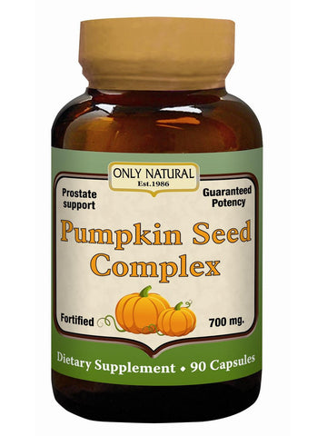 Only Natural, Pumpkin Seed Complex, 90 caps